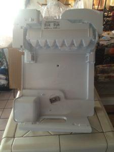 LG refrigerator ice maker